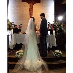 Linda Juliana Sisa! Wedding Dress Atelier Carla Gaspar <3