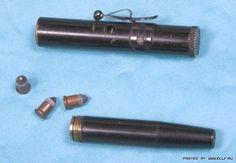 Секретные миниатюрные пистолеты