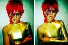 Bianca Duenas as Ziggy Stardust