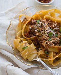 Lamb Bolognese #recipe