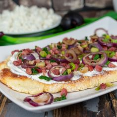Protein Pizza, Protein Diets, Fitness Meal Prep, Naan Pizza, High Protein Low Carb, Flan, Vegetable Pizza, Clean Eating, Healthy Recipes