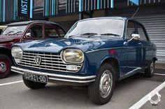 Peugeot 204 au Rasso de l'Auto Rétro du Don - News d'Anciennes