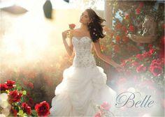 Belle  from Alfred Angelo's Disney Princess Wedding Dress