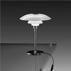 Creative Table Lamp UFO Shaded Modern Designer Lighting