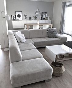 cozy small living room decor ideas for your apartment 27 Room Design, Living Room Decor Apartment, Room Interior, Apartment Living Room, Modern Living Room Interior, House Interior, Apartment Decor, Living Room Grey