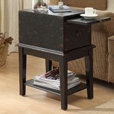 Found it at Wayfair - Coast to Coast Imports One Drawer Cabinet
