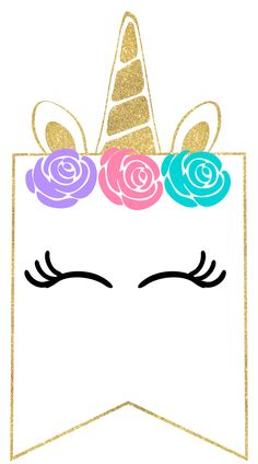 Free Printable Unicorn Decorations Party Banner Paper Trail Design- The Effective Pictures We Offer You About diy birthday balloons A quality picture can tell you many things. Unicorn Themed Birthday Party, Birthday Party Decorations, Unicorn Baby Shower Decorations, Easy Party Decorations, Unicorn Birthday Invitations, Baby Birthday, Birthday Banner Design, Birthday Banners, Unicorn Banner
