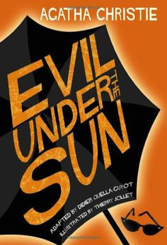 Evil Under the Sun Graphic Novel adapted by Didier Quella-Guyot, illustrated by Thierry Jollet - My favorite Author :: iPhone App