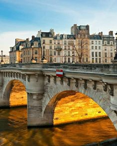 Paris is defined by the two sides of the Seine River. This is where the bridges in Paris come in handy. Here are the five most beautiful bridges in Paris. Last Tango In Paris, A Day In Paris, Tour Eiffel, Walking Tour, Monuments, Paris France, Pont Paris, Paris Paris, Paris City