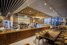 Bread Etc cafe by Studio Yaron Tal, Shanghai – China » Retail Design Blog