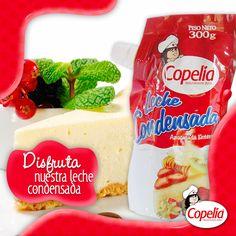La leche es un alimento rico en nutrientes en relación a su contenido energético. La #LecheCondensada #Copelia, además de su dulce sabor contiene este nutritivo ingrediente.