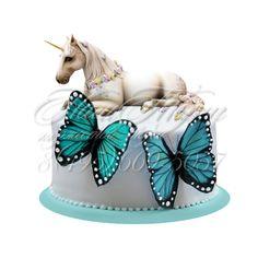 Детский торт «Единорог»