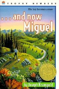 An historical fiction children's book about coming of age of Miguel; good for classrooms and homeschool. Read the full review on litkidz.com