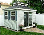Backyard Cabanas | Hot Tub Cabanas - GazeboCreations