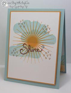 Sunburst Sayings - Stamp With Amy K