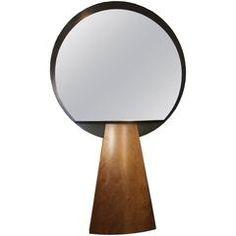 Ettore Sottsass (designer), Console with Mirror, circa 1970