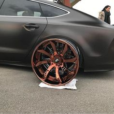 WEBSTA @ carsupercars - Audi A7 @forgiato> Rate it