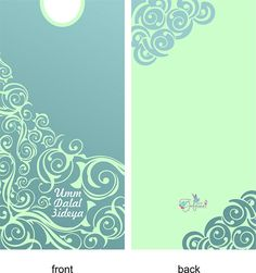 These are envelope designs that I made for competition.The contest was to make envelope design with islamic theme.If anyone interested in buying these designs, please contact me. Diy Eid Cards, Eid Envelopes, How To Make An Envelope, Money Cards, Envelope Design, Happy Eid, Design Packaging, Handmade Greetings, Eid Mubarak
