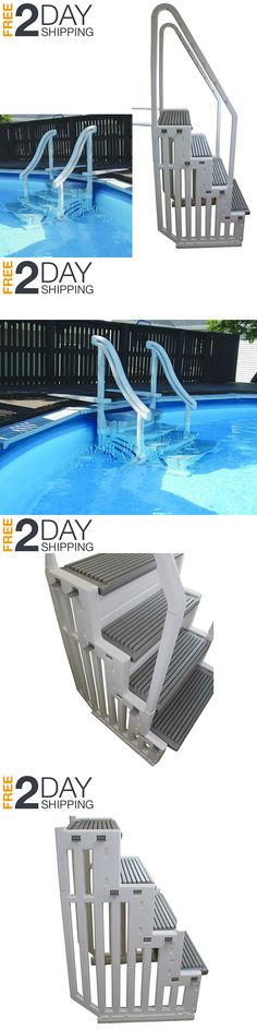 176 Best Pool Ladders and Steps 167847 images | Pool ladder ...