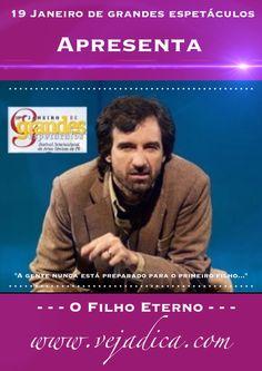 #VejaDica.Com --> Sob direção de Daniel Herz, monólogo estrelado por Charles Fricks foi vencedor do Prêmio Shell e APTR de Melhor Ator estará em #Recife no #19JGE