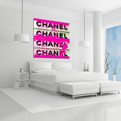 Chanel Bedroom