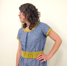 Adding sleeves to Free Collette  Sorbetto Dress