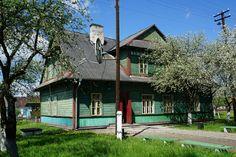 Станция Камень-Каширский, Львовская железная дорога. Город Камень-Каширский, Волынская область.