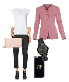 """""""Untitled #5"""" by mariannanna on Polyvore featuring Publish, Witchery, Renee Lewis, Casetify, Marc by Marc Jacobs and Furla"""