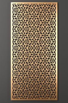 models: Other decorative objects - Decorative partition Wood Wall Design, Wall Panel Design, Ceiling Design, Grill Gate Design, Window Grill Design, Deco Salon Design, Decorative Screens, Decorative Objects, Jaali Design