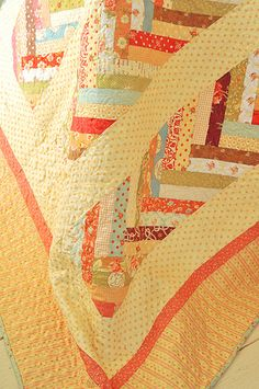 Fig tree quilts - oh I really like this color  way for a friendship braid quilt