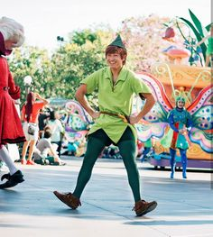 Peter Pan | Disney Character