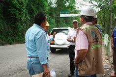 Noticias de Cúcuta: Empezaron las obras para la pavimentación  de la v...