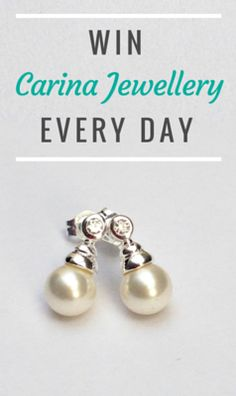Enter the Your Gift House contest to win a piece of Carina Silver each day in March