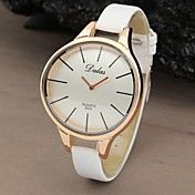 Women's Lady Style Casual Rose Gold Curved Ca... – EUR € 6.71