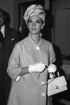 Natalie Wood turban