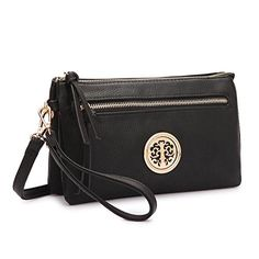 cb9a882a2f21 Always Eleven Women Mini Crossbody Bags Gold-Tone Ladies Shoulder Purse All  in One Wallet