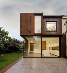 Dornob | Modern Home, Interior & Furniture Designs & DIY Ideas  Love modern, linear design