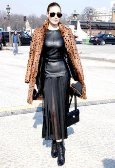 Street Style, New York Fashion Week