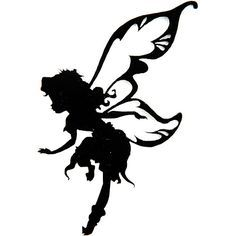 9 Best Images of Printable Fairy Silhouette - Free Fairy ...