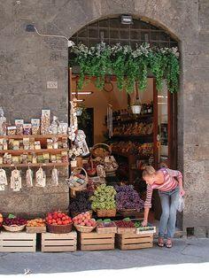 Sienna, Italy.