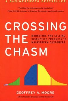 Understanding high-tech markets& their dynamics can help you from making the same mistakes countless other brands have. Check out our latest #bookreview! 📚  #books #CrossingtheChasm #GeoffreyMoore #tech #sales #marketing #innovators #earlyadopters #B2B