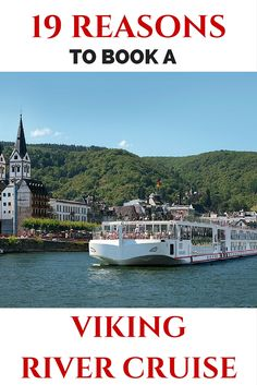 Booking a Viking River Cruise is an amazing and easy way to explore Europe! Click to find out what you can expect.