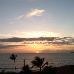 Kehei, Maui sunset