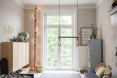 nursery Our nursery after a small apartment renovation Photos by Uta Gleiser The post nursery appeared first on Woman Casual - Kids and parenting Room Interior, Interior Design Living Room, Baby Deco, Apartment Renovation, Shared Bedrooms, Little Girl Rooms, Kid Spaces, New Room, Small Apartments
