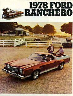 1978 Ford Ranchero Ad-01