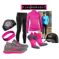 Pink Workout Gear