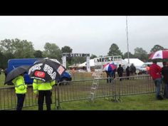 Cholmondley Pageant of Power Vauxhall Firenza - YouTube
