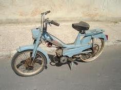 mobylette moto bécane