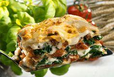 Vegetarian Lasagna. CPD