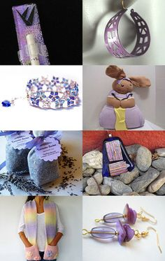 Luscious Lavender  Popping Purple and Sweet Lilac by lslaws55 on Etsy--Pinned with TreasuryPin.com
